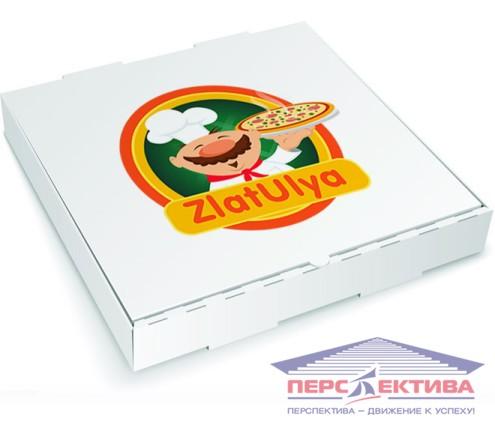 Фирменный стиль пиццерии «Zlatulya»